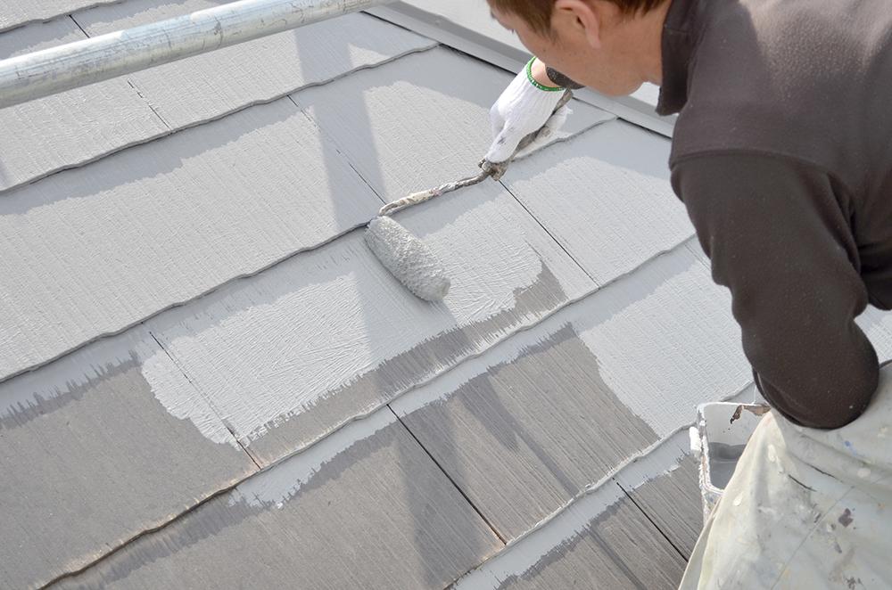 浸水、汚れ、劣化を防ぐ塗装工事