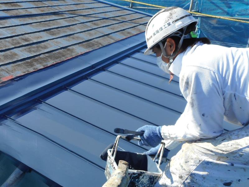 屋根工事 施工事例