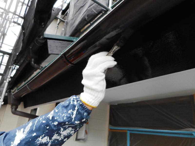 外壁塗装工事の施工事例